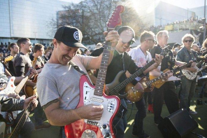 AC/DC y un nuevo récord mundial.