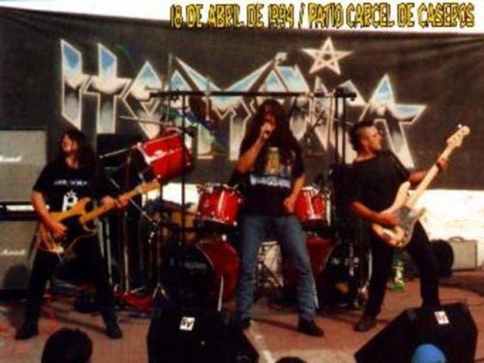 Hermética en Caseros (La Llaga 67)