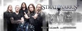 Stratovarius en Argentina 2019