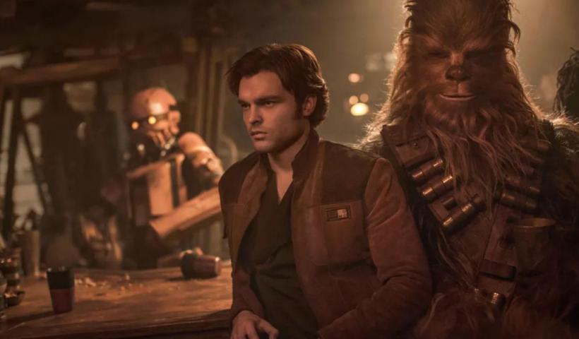 Imágenes de Han Solo: Una historia de Star Wars