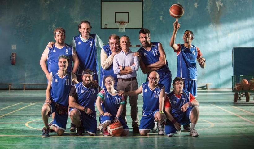 Imagen de la película Campeones