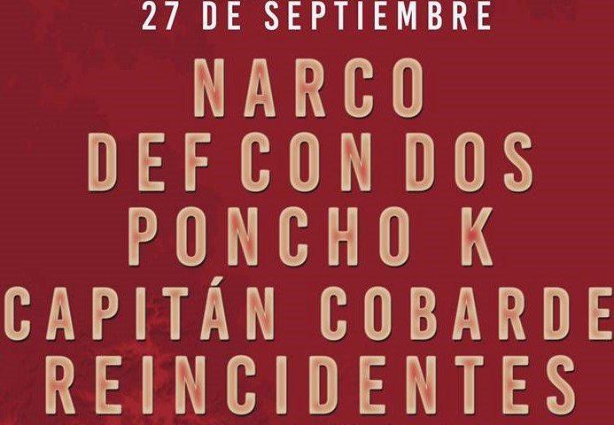 Cartel del Veranillo Festival 2019