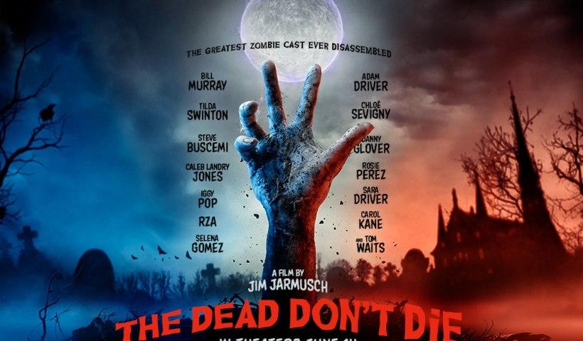 Poster Los muertos no mueren