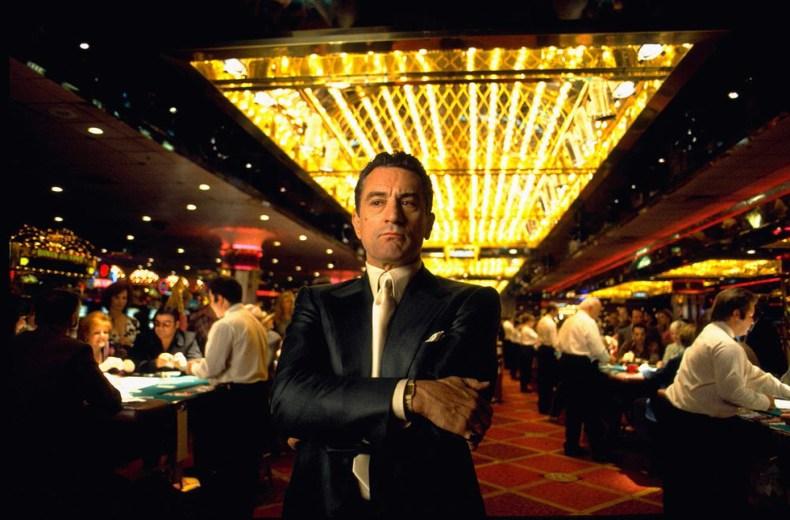 Robert De Niro como Sam Rothstein en Casino
