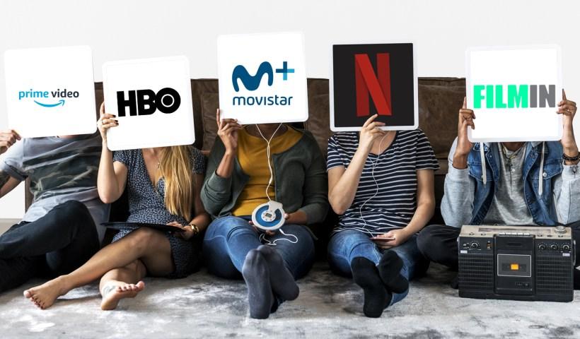 estrenos netflix, hbo, movistar, prime video y filmin