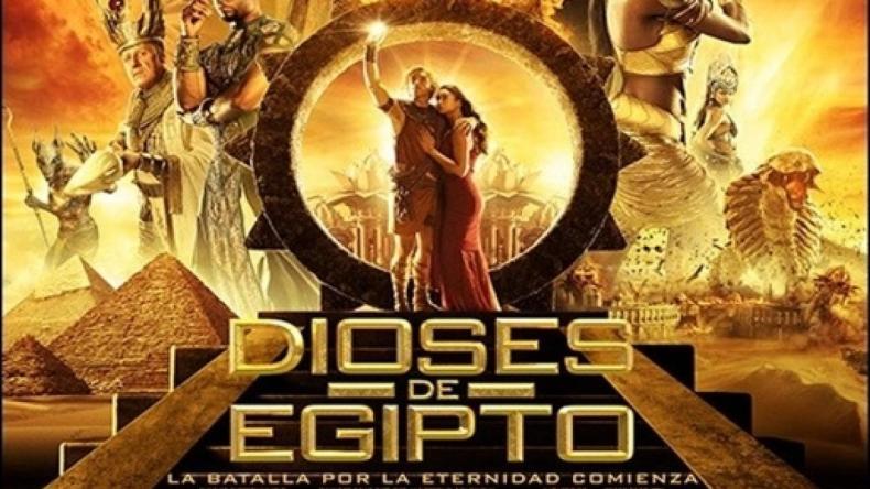 Póster de la película Dioses de Egipto