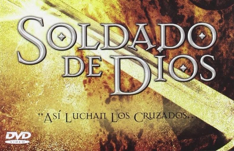 Póster DVD de Soldado de Dios