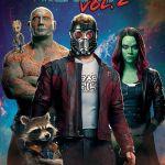 guardianes de la galaxia vol 2 poster