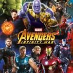 Orden películas Marvel | vengadores infinity war poster