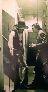 Mike Jeffery y jimi hendrix