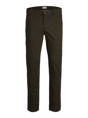 pantalon chino bowie chocolate