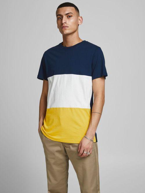 camiseta push de rayas