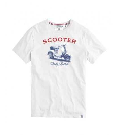 camiseta parking scooter