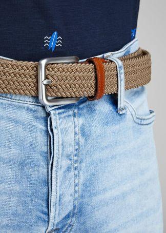 cinturon trenzado spring