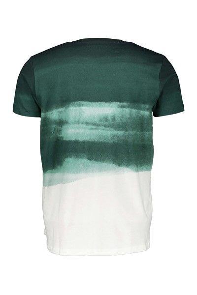 camiseta con degradado
