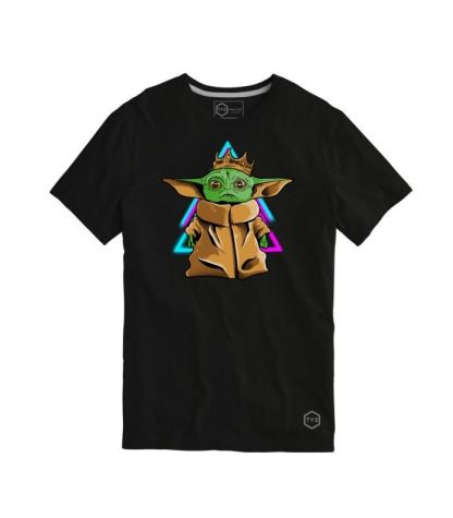 camiseta trance grogu