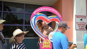 From Bahamas with love!