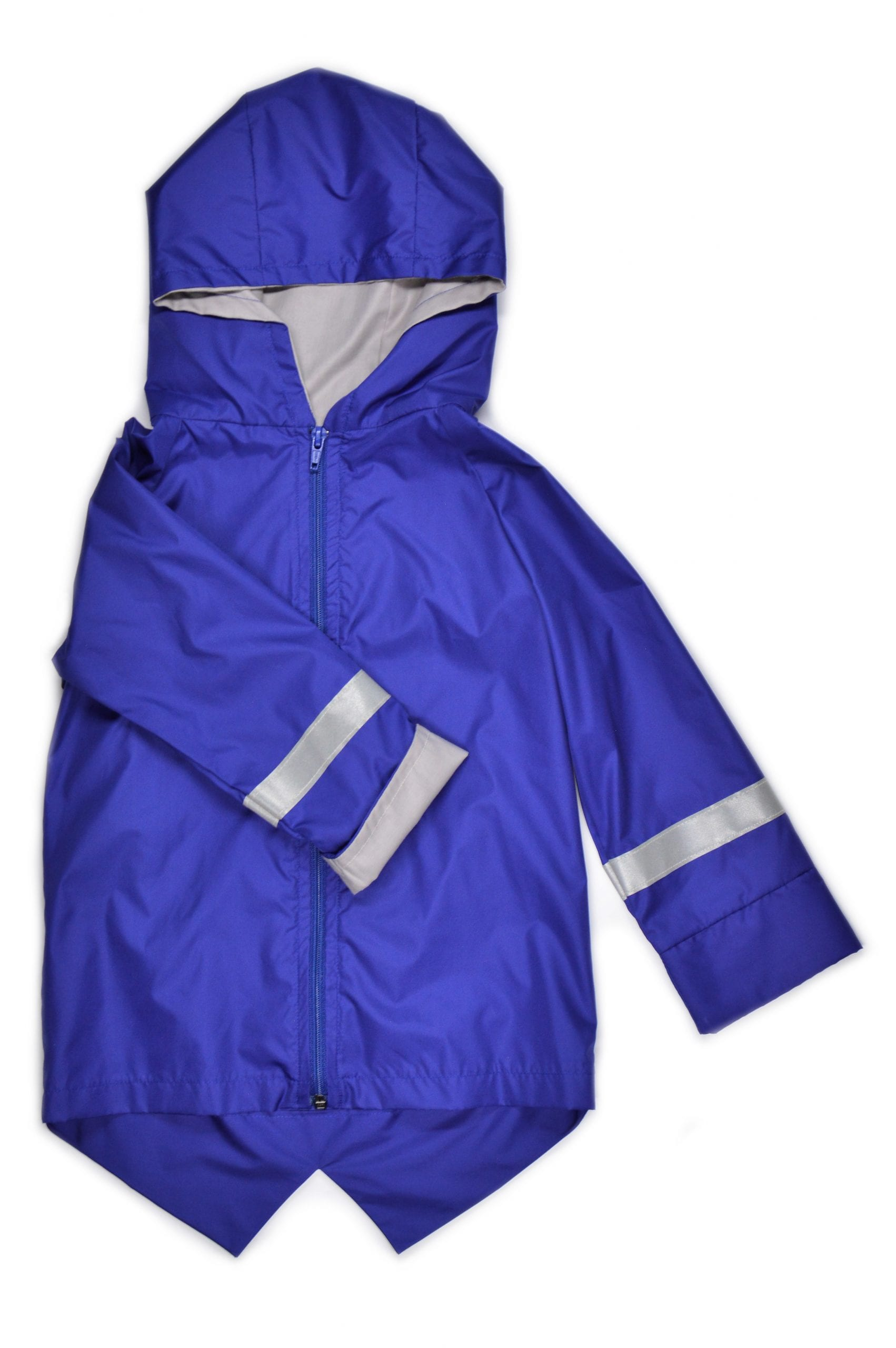 Unisex kids toddler lightweight raincoat – rain parka.