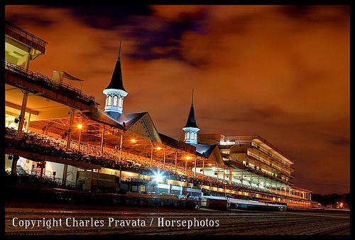 Churchill Downs, © Charles Pravata