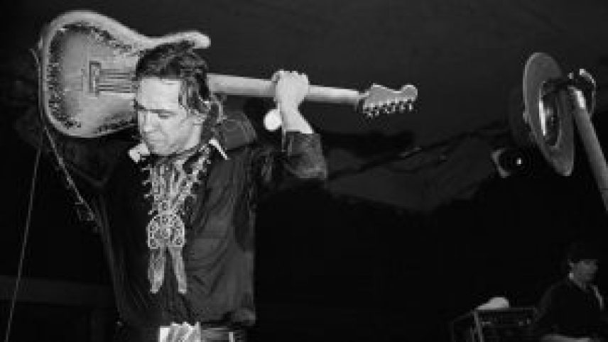Hear Stevie Ray Vaughan's isolated guitar track on Pride And Joy