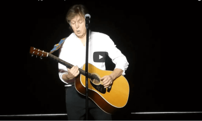 Watch Paul McCartney performing on Madison Square Garden