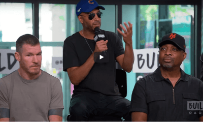 Watch Prophets Of Rage talking about their self-titled album