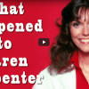 What happened to Karen Carpenter from The Carpenters