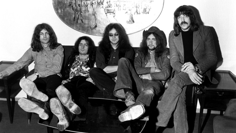 "Deep Purple's ""Smoke on the Water"" is now preserved in DNA"
