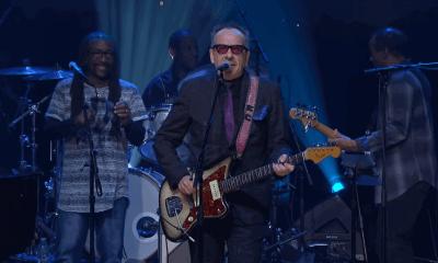Elvis Costello cover Fats Domino