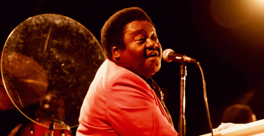Fats Domino singing