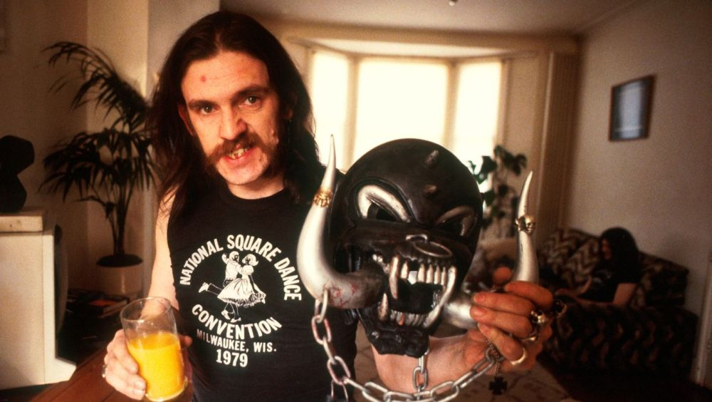 Lemmy Kilmister and Snagletooth