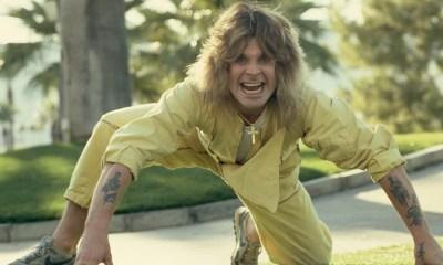 Ozzy Osbourne crazy