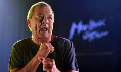 Ian Gillan says he has no interest in listening to Rock And Roll