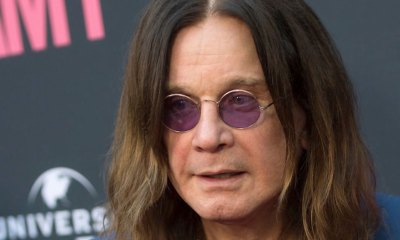 Ozzy Osbourne supports campaign for bone medula donation to fight leukemia
