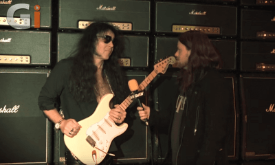 Yngwie Malmsteen interview 2017