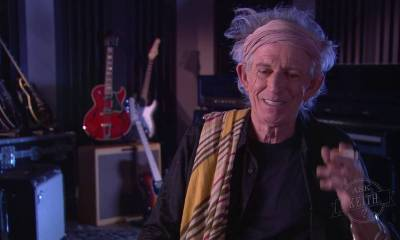 Back In Time: Keith Richards says if he believes in aliensBack In Time: Keith Richards says if he believes in aliens