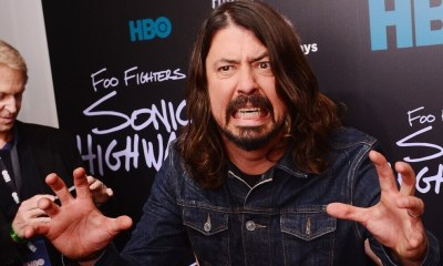 "Dave Grohl says he is tired to be questioned if ""Rock is really dead"""