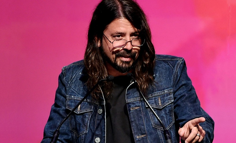Dave Grohl speech