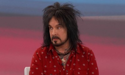 Mötley Crüe's Nikki Sixx gives an advice for struggling addicts