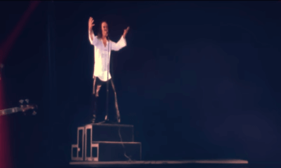 Watch Ronnie James Dio full hologram concert in Europe