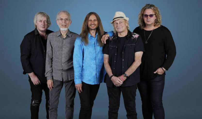 Yes band 2018