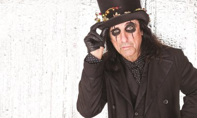 Alice Cooper 70 years old