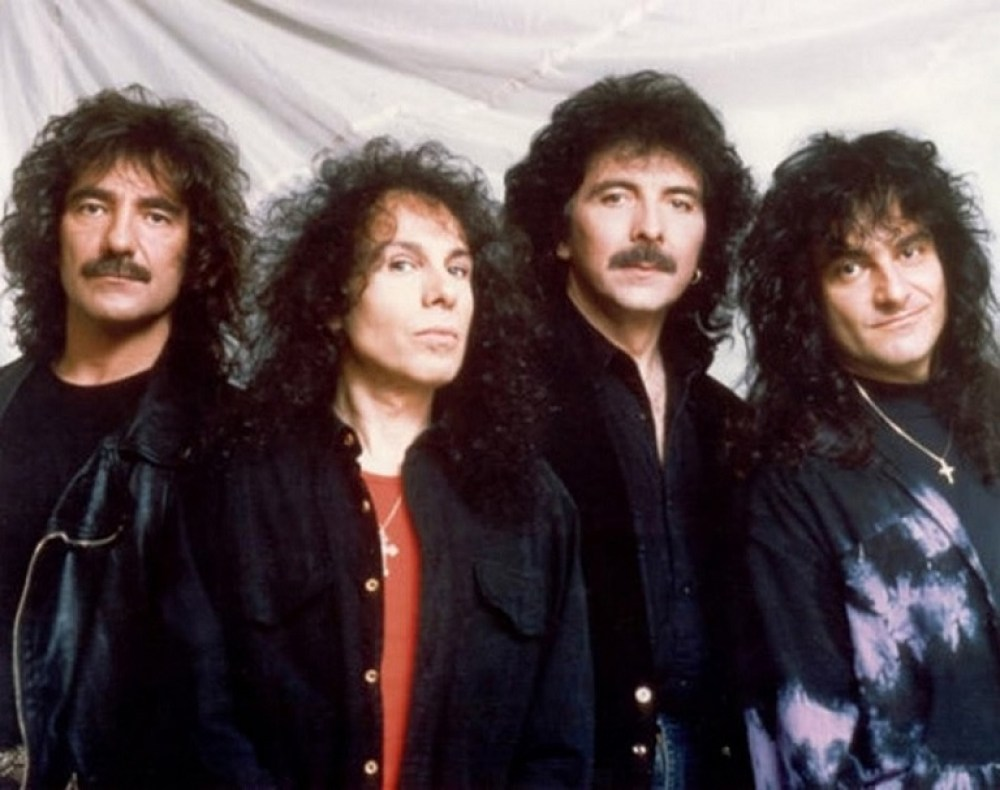 Black Sabbath with Dio