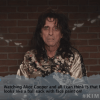 Alice Cooper on Jimmy Kimmel