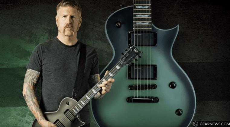 Bill Kelliher guitarist