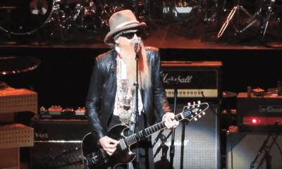 Billy Gibbons in Love Rocks NYC 2018