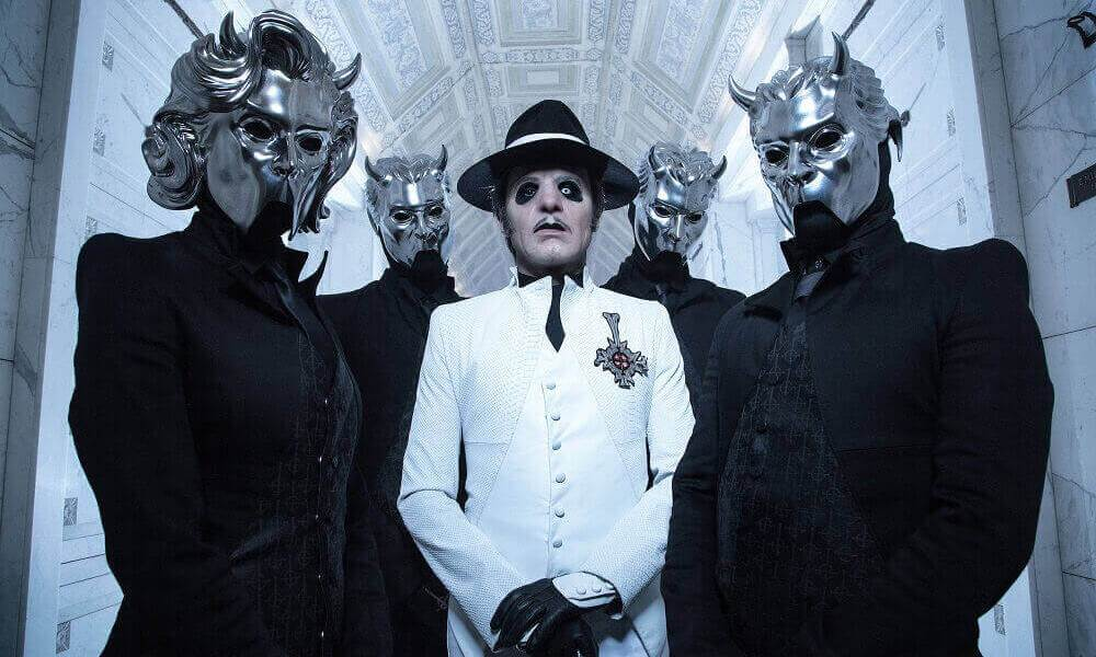 Ghost band 2018