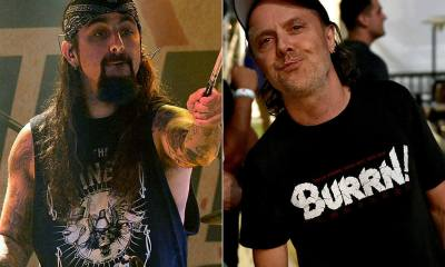 Mike Portnoy and Metallica