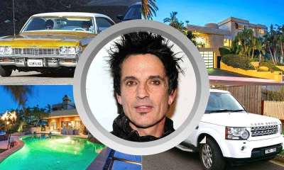 Tommy Lee Networth