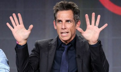 Ben Stiller rock and roll